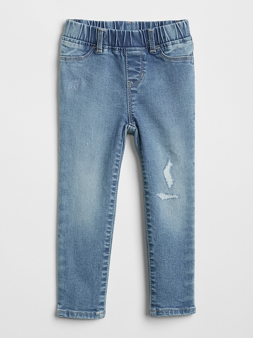 Destructed Favorite Jeggings by Gap
