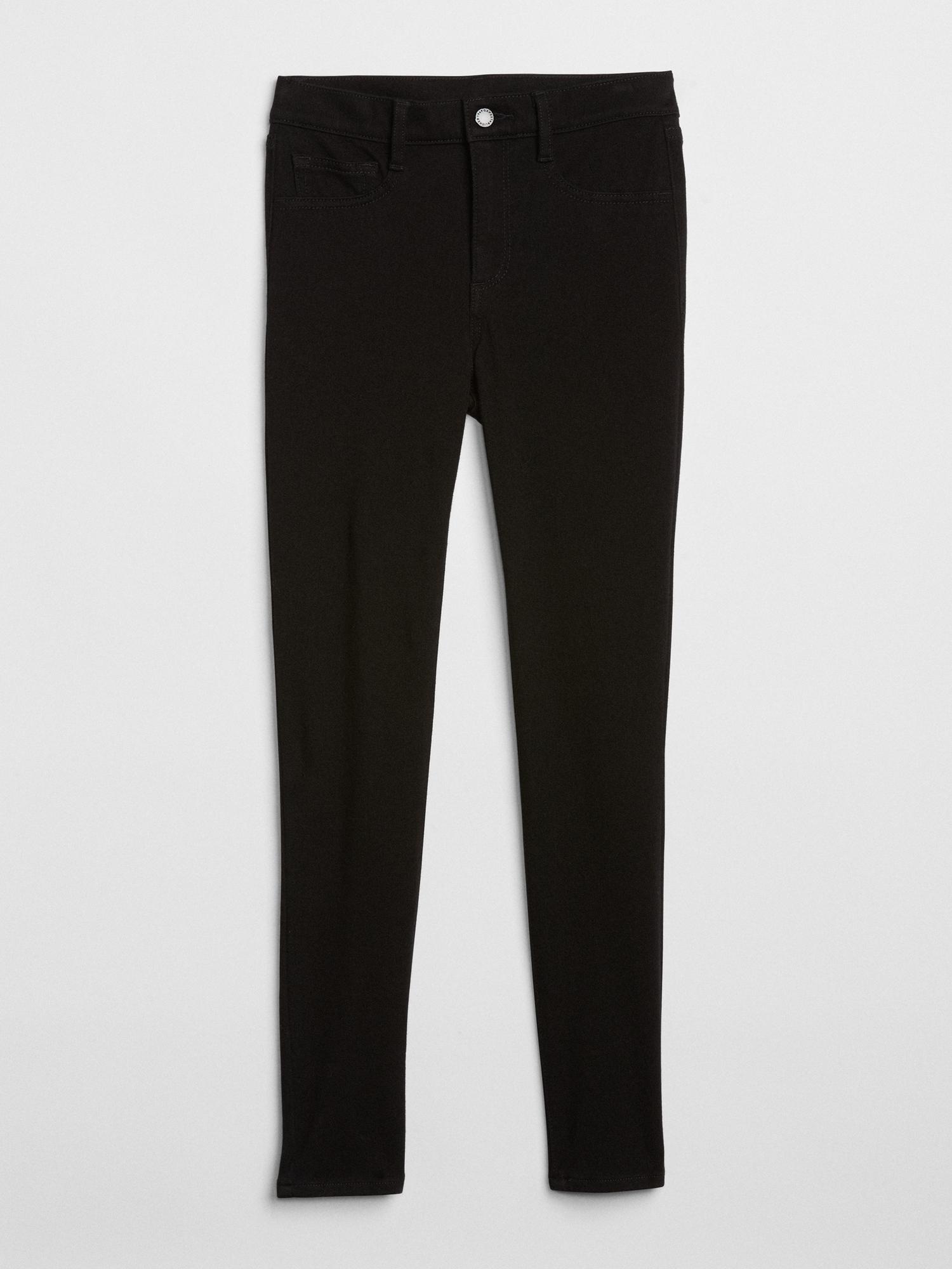 84d27b7bafd0df Soft Wear Mid Rise Knit Favorite Jeggings | Gap