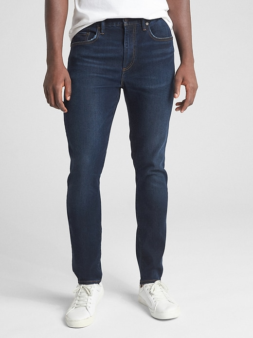 Soft Wear Jeans In Skinny Fit With Gap Flex by Gap