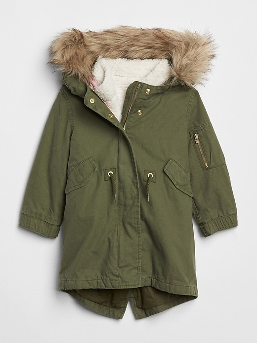 3 In 1 Sherpa Parka by Gap