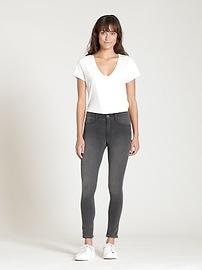 Soft Wear Mid Rise Knit Favorite Jeggings   Gap f9149c2149