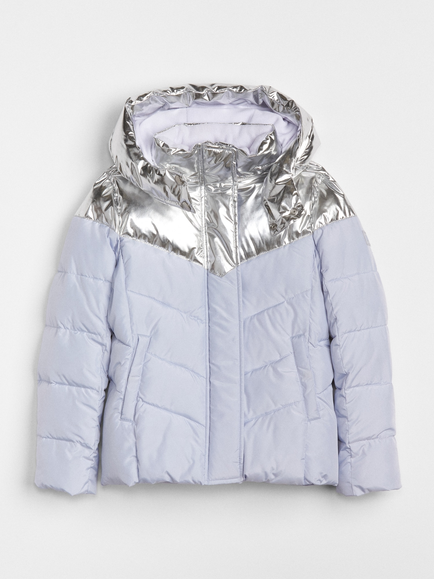 Coldcontrol Max Colorblock Puffer Jacket Gap