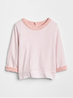 Baby Favorite Reversible Pullover Sweater
