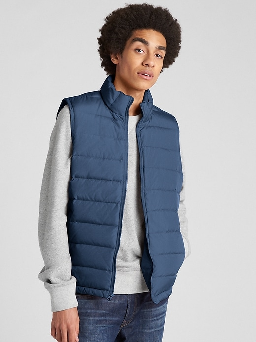 Down Puffer Vest by Gap