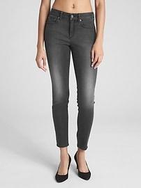 355f3b3e5817d Soft Wear Mid Rise Curvy True Skinny Jeans