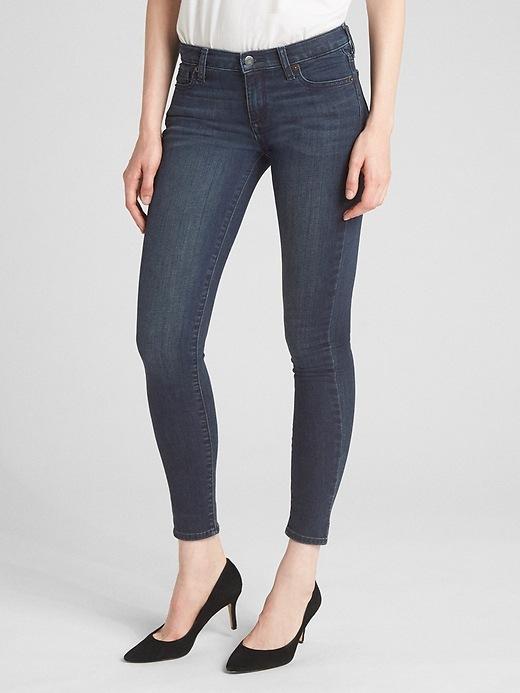 Low Rise True Skinny Jeans by Gap
