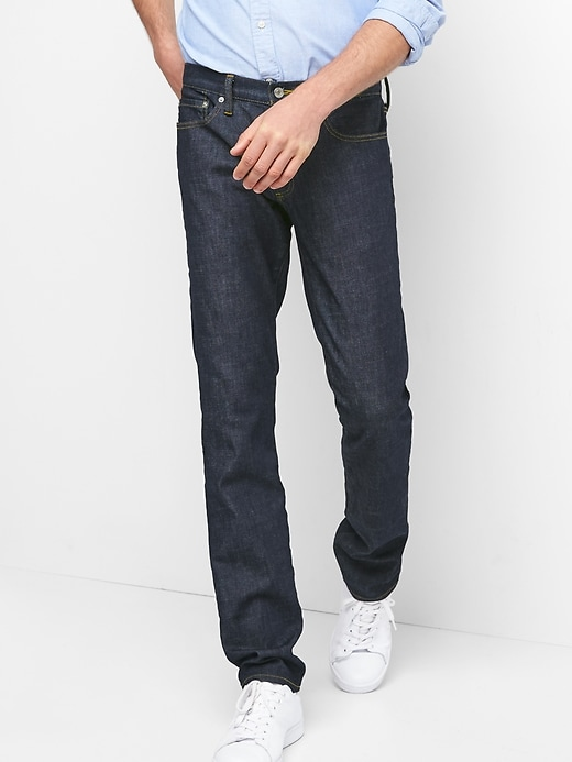 Washwell Jeans In Skinny Fit With Gap Flex by Gap