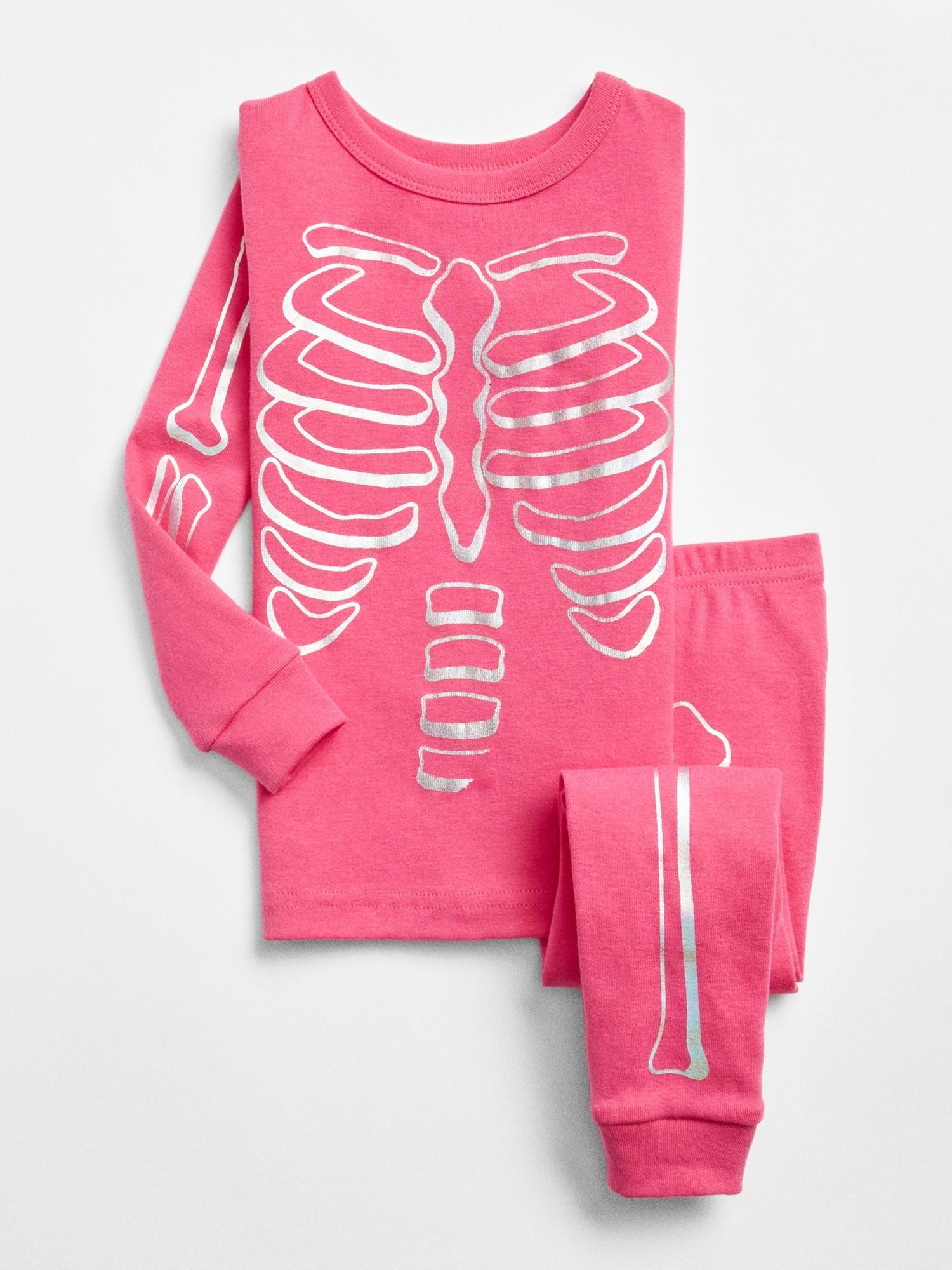 f5e14d0aa Skeleton PJ Set | Gap