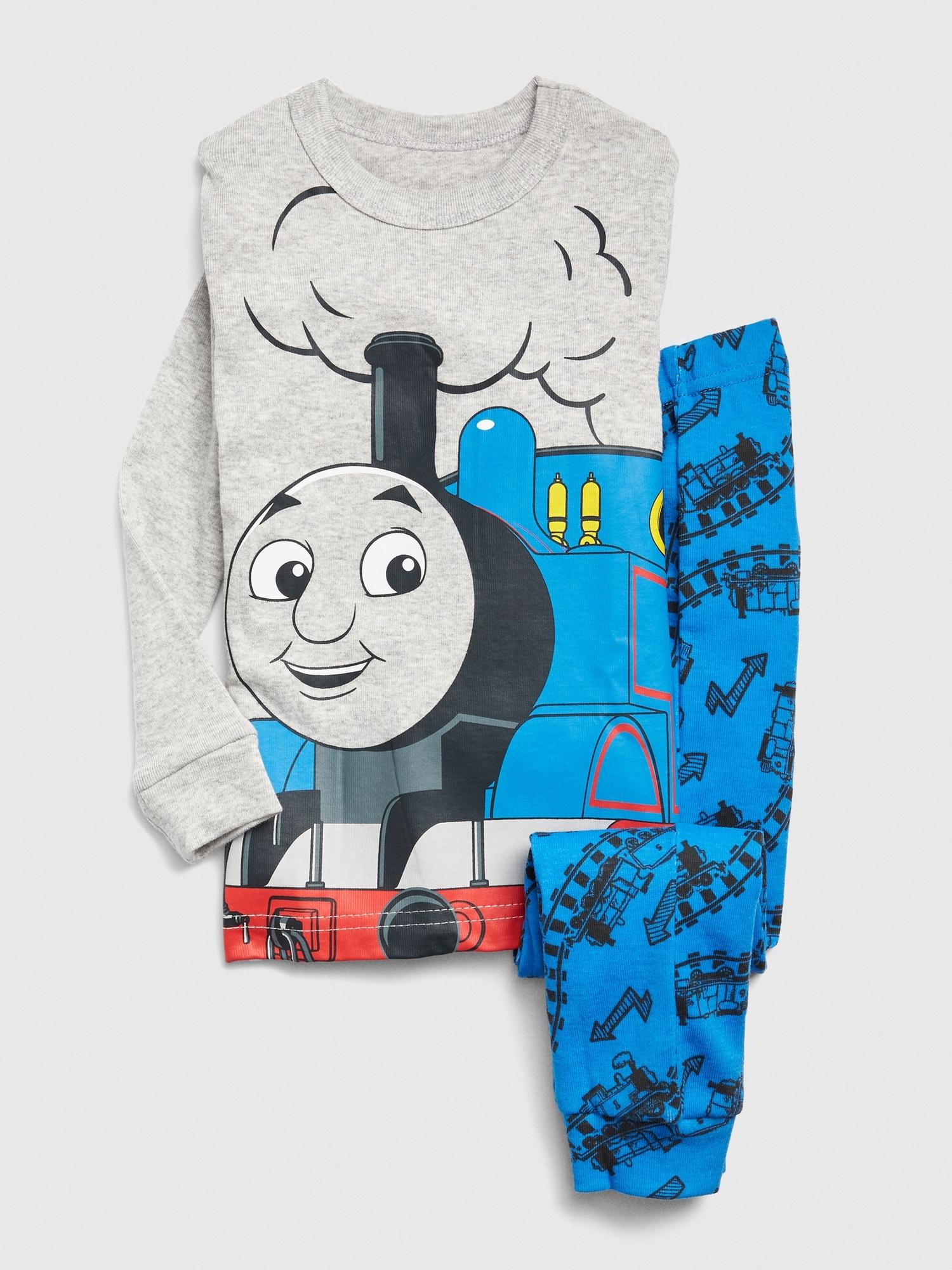 501972ed6 Thomas the Train PJ Set