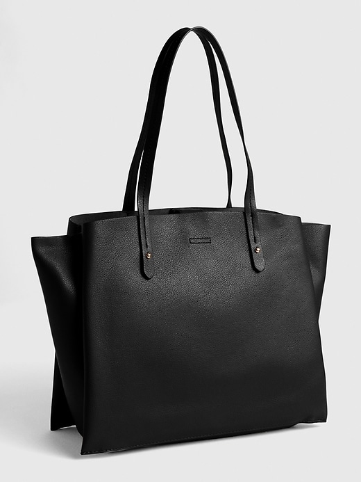 Triple Compartment Tote by Gap