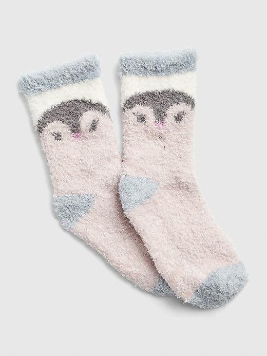 Cozy Graphic Socks by Gap