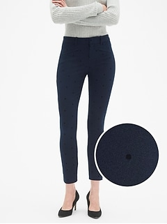 High Rise Leggings in Ponte. product recommendations. Skinny Ankle Pants a23cdd566