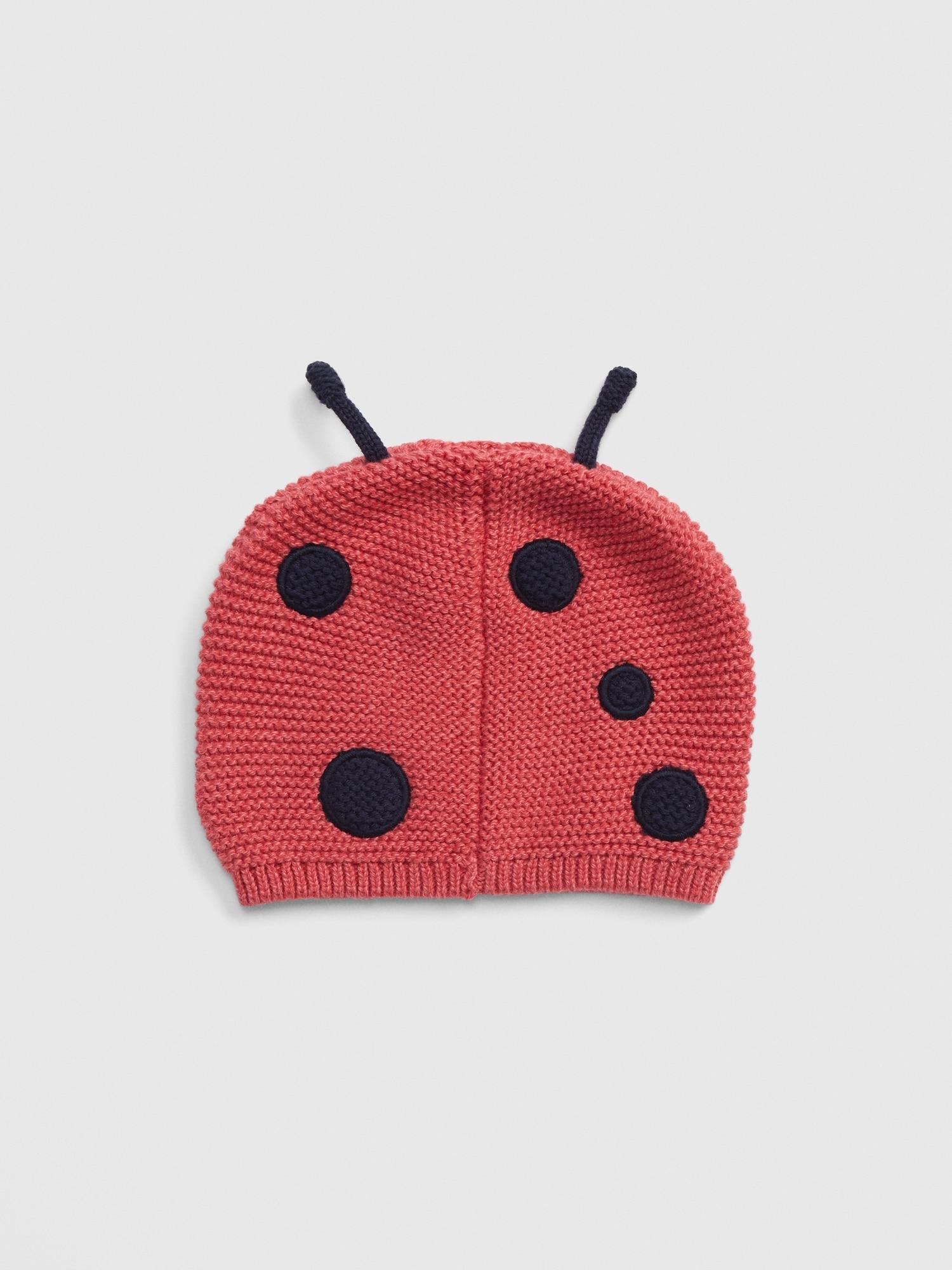 d2e04de6db1ca Garter Ladybug Hat
