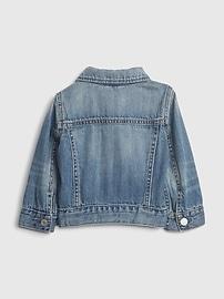 9be1f3fe9 Organic Icon Denim Jacket