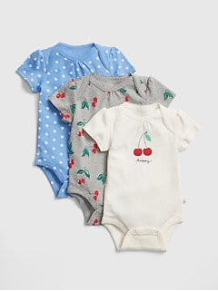 5f8ac758 product recommendations. Baby Cherry Short Sleeve Bodysuit ...