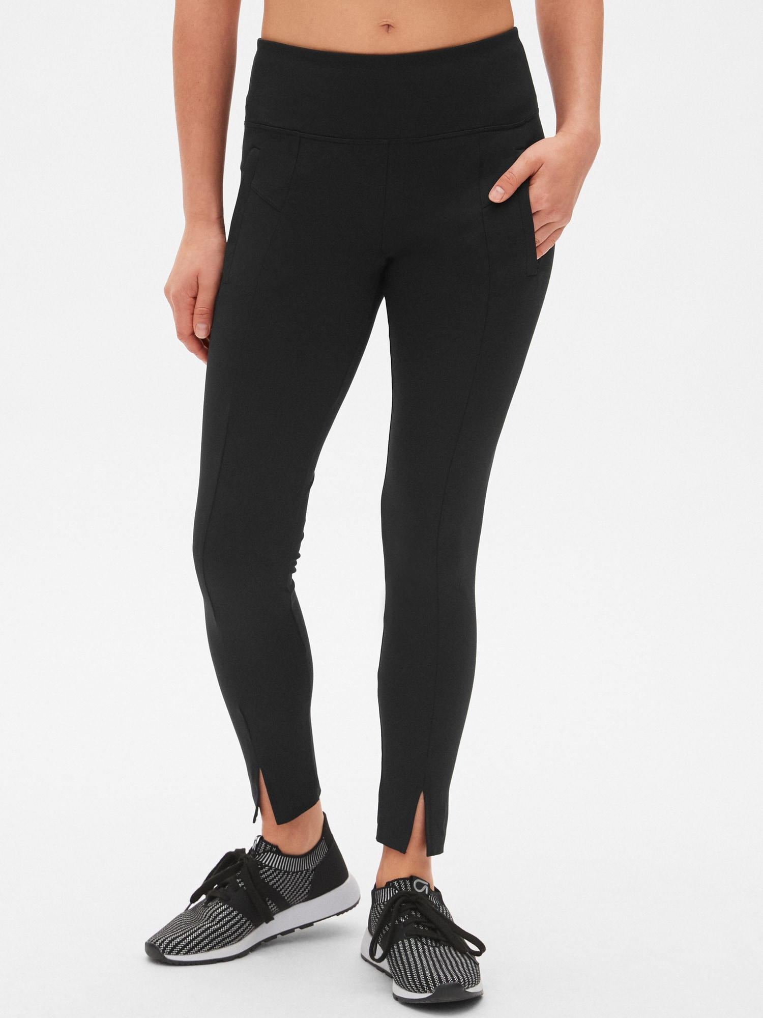 6b07bea174f08 GapFit Full Length City Leggings | Gap