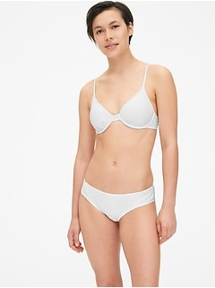 Underwire Triangle Bikini Top