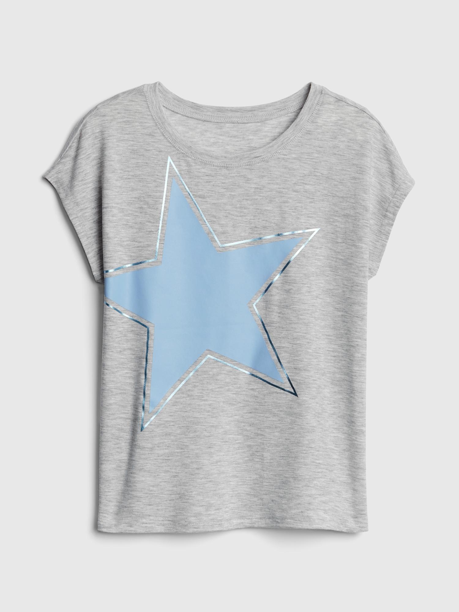 584e3e7f991e GapFit Kids Short Sleeve T-Shirt | Gap