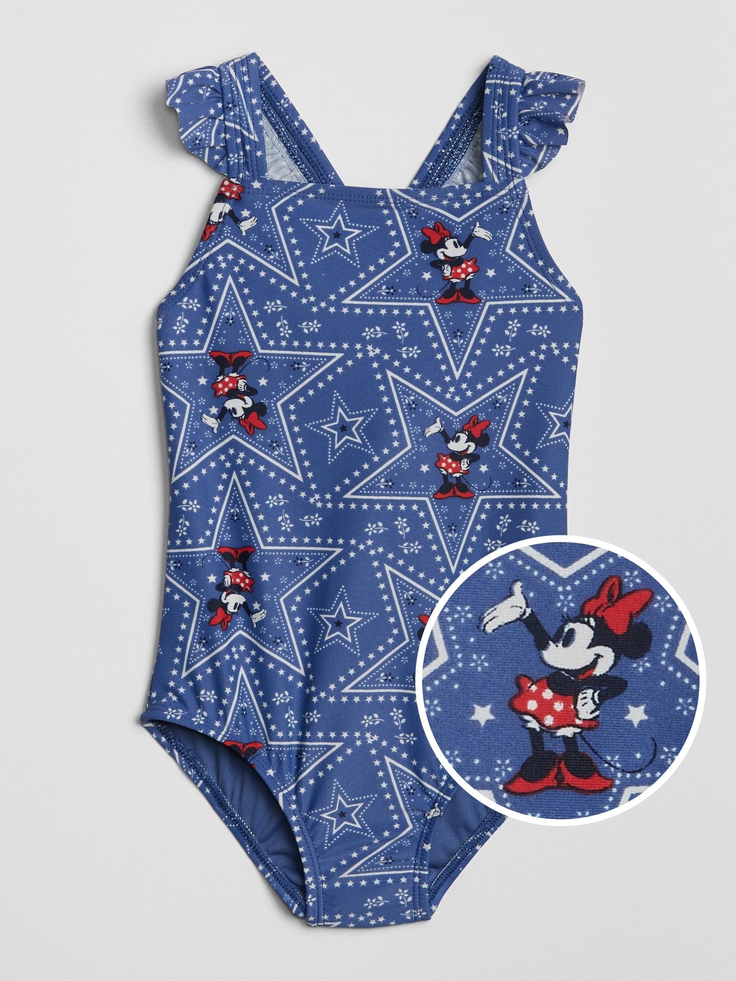 ccfe1c89f956d babyGap | Disney Minnie Mouse Swim One-Piece | Gap