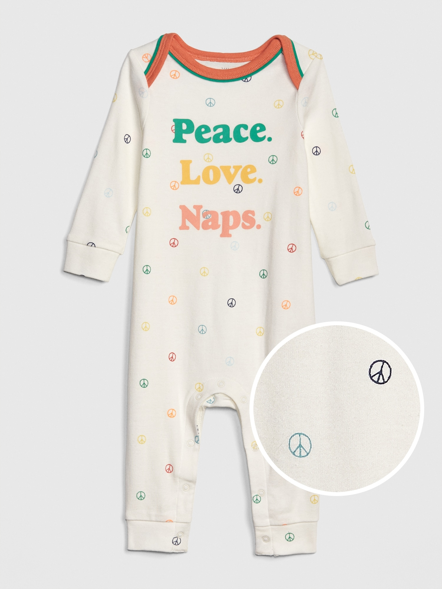 65dfbde03d1b Baby Graphic One-Piece | Gap