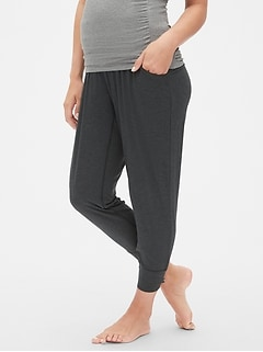 Maternity Modal Soft Sleep Pants