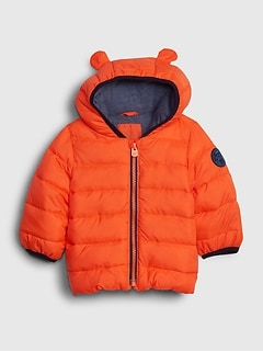 Baby ColdControl Lightweight Puffer