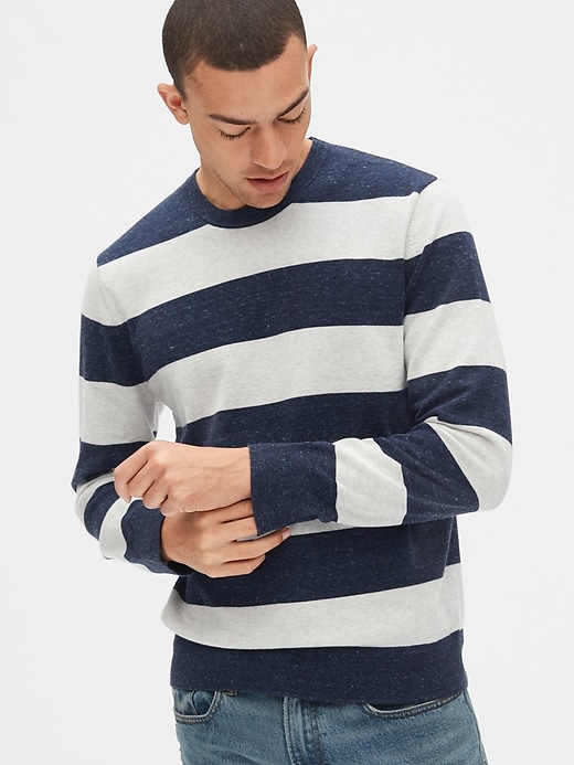 Mainstay Crewneck Sweater by Gap
