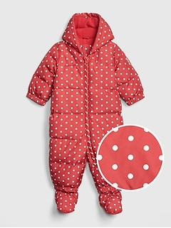 Baby ColdControl Ultra Max Down Snowsuit