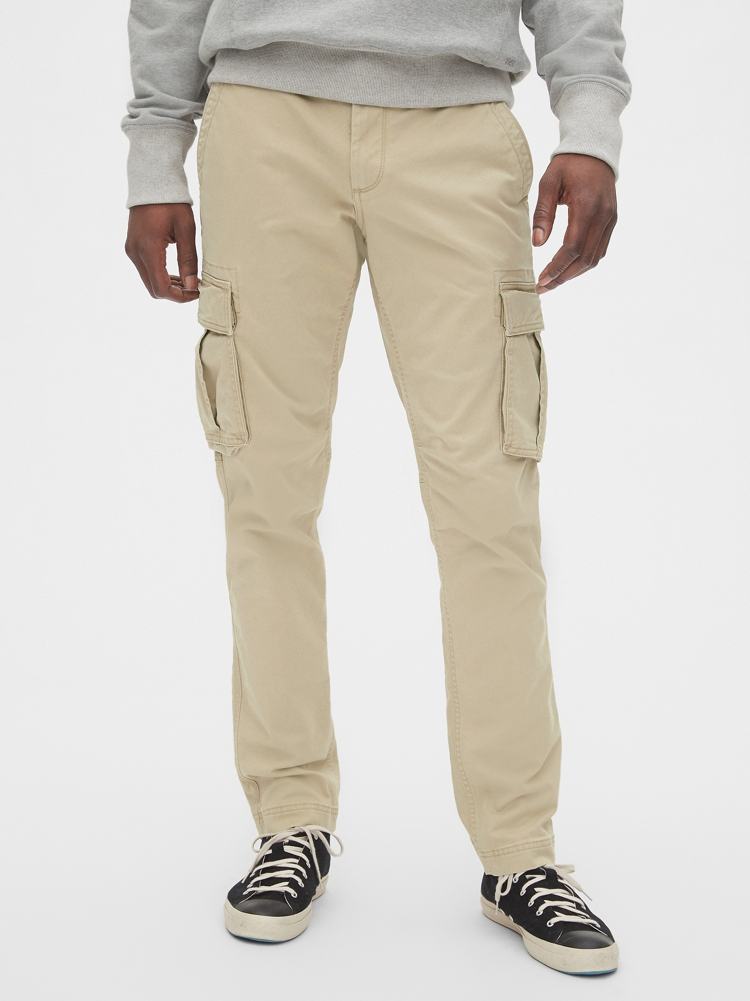 new list find workmanship wide selection of colors Cargo Pants with GapFlex | Gap