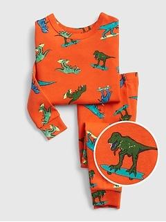 Pyjama babyGap à motif de dinosaure