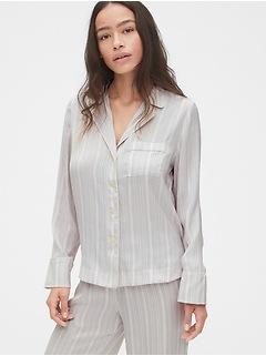 Dreamwell Satin Shirt