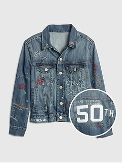 Kids Gap 50th Denim Jacket