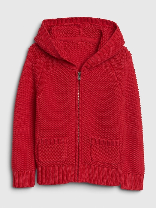Toddler Brannan Zip Sweater by Gap