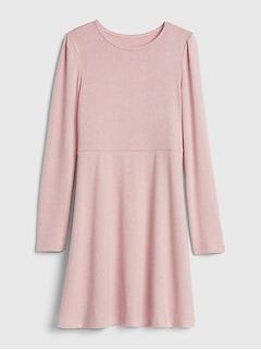 Kids Softspun Glitter Dress