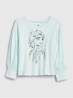 babyGap | Disney Frozen Balloon-Sleeve T-Shirt