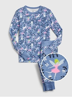 Kids Fairy PJ Set