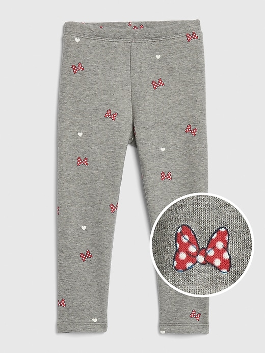 Baby Gap | Disney Minnie Mouse Coziest Leggings by Gap