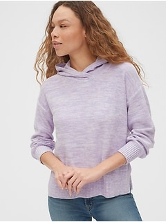 Slouchy Hoodie Sweatshirt