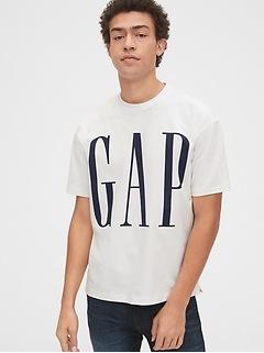 Gap Logo Easy Heavyweight T-Shirt