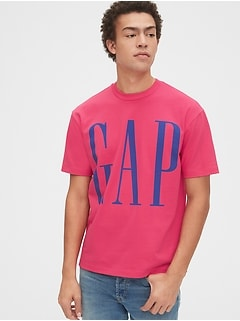 T-shirt confort à logo Gap