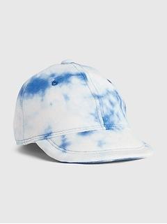 Baby Tie-Dye Baseball Hat