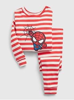Pyjama babyGap à motif Spiderman de MarvelMD