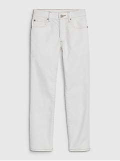 Kids Slim Jeans in Stain-Resistant with Stretch