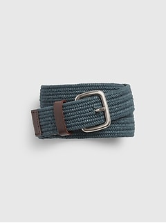Stretch Webbed Belt