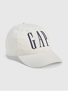 Kids Embroidered Gap Logo Baseball Hat