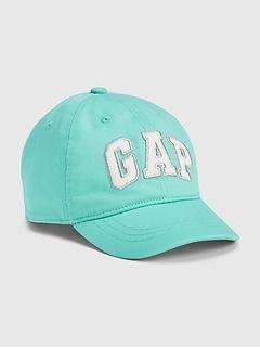 Kids Shimmer Gap Logo Baseball Hat