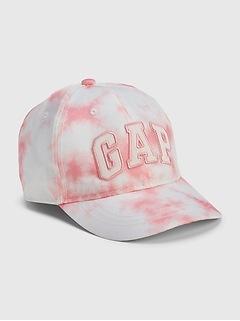 Kids Gap Logo Tie-Dye Baseball Hat