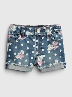 babyGap | Disney Minnie Mouse Shorty Shorts