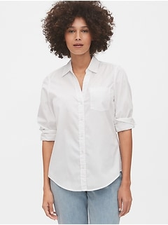 Perfect Shirt in Poplin