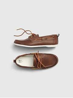 Kids Boat Shoes